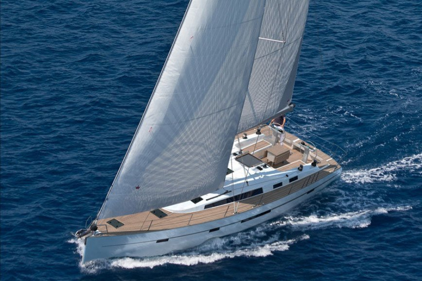 PAROS RENT A SAILBOAT Bavaria Yachtbau Cruiser 56 Hippie Fleet