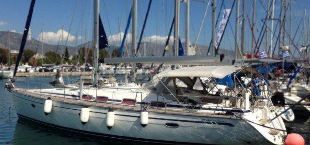 CRETE RENT A SAILBOAT Bavaria Yacht 46 Hippie Fleet