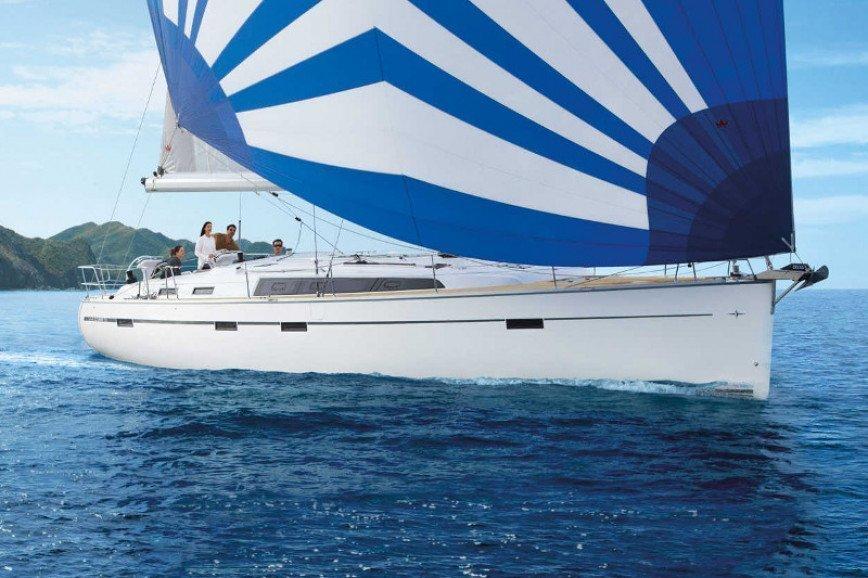 PAROS RENT A SAILBOAT Bavaria Yachtbau Cruiser 51 Hippie Fleet