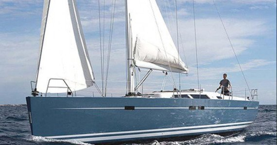 ATTICA RENT A SAILBOAT Hanse 540 Hippie Fleet