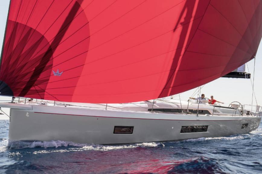 LEFKADA RENT A SAILBOAT Jeanneau Sun Odyssey 469 Hippie Fleet