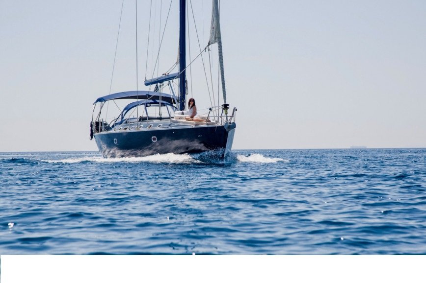 MYKONOS RENT A SAILBOAT ALFA 56 Hippie Fleet